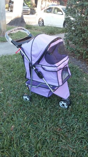 Three Wheeled Pet Stroller for Sale in Winter Park, FL