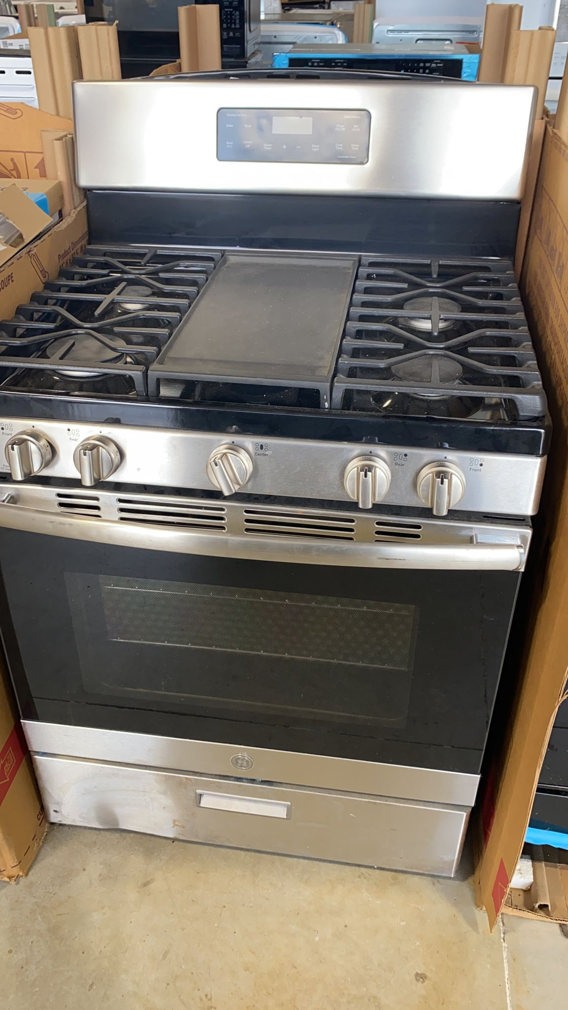 New Stove Only $39 Down Payment