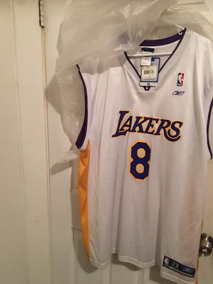 52d0481f2a22 New and Used Lakers jersey for Sale in Bellflower