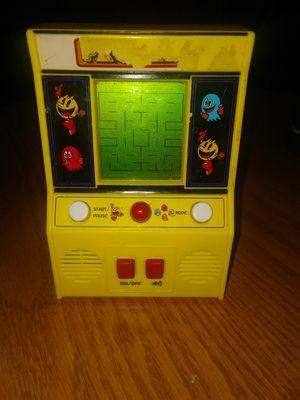 Photo Pac-man minture arcade game