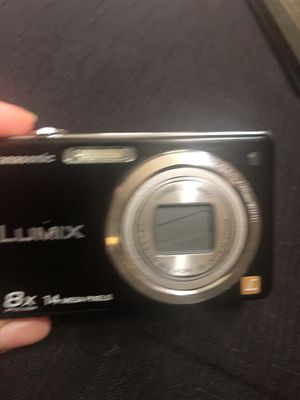 LUMIX Panasonic 8x optical zoom for Sale in La Quinta, CA