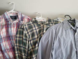 Men's shirts, Medium $8 for Sale in Washington, DC