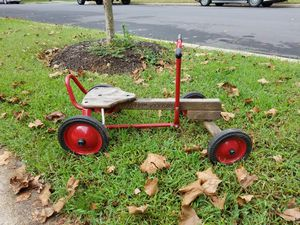 Radio flyer Row Cart for Sale in Chantilly, VA