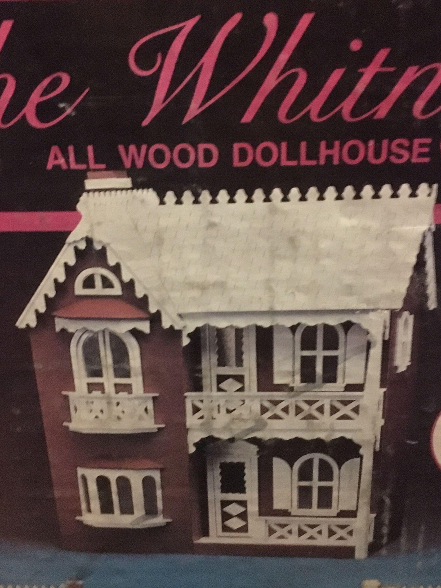 Dollhouse Kit The Whitney