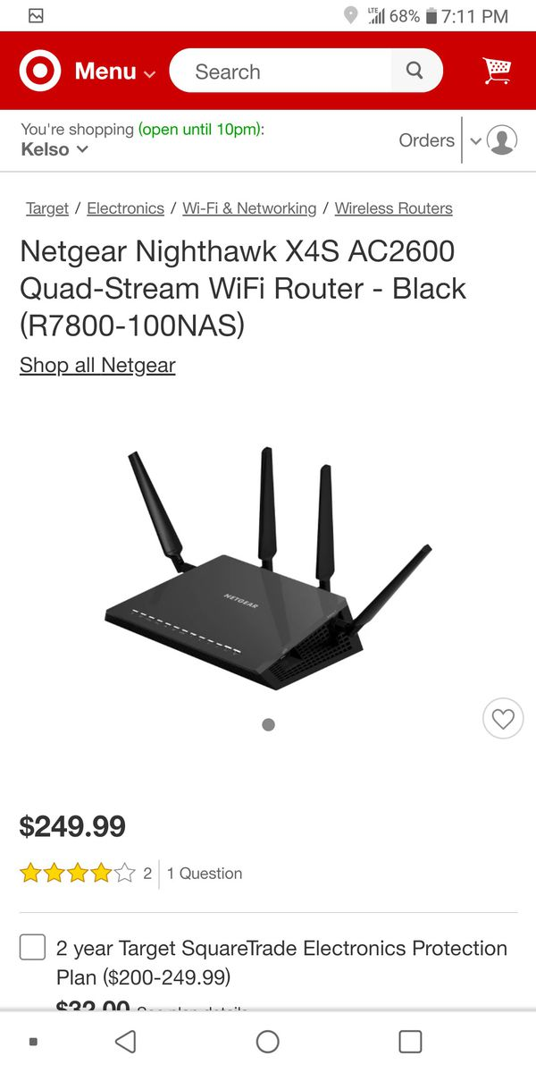 New and Used Nighthawk router for Sale in Gresham, OR - OfferUp