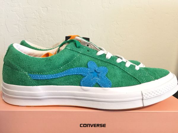 New Converse X Tyler The Creator One Star Golf Le Fleur For Sale In Santa Clara Ca Offerup