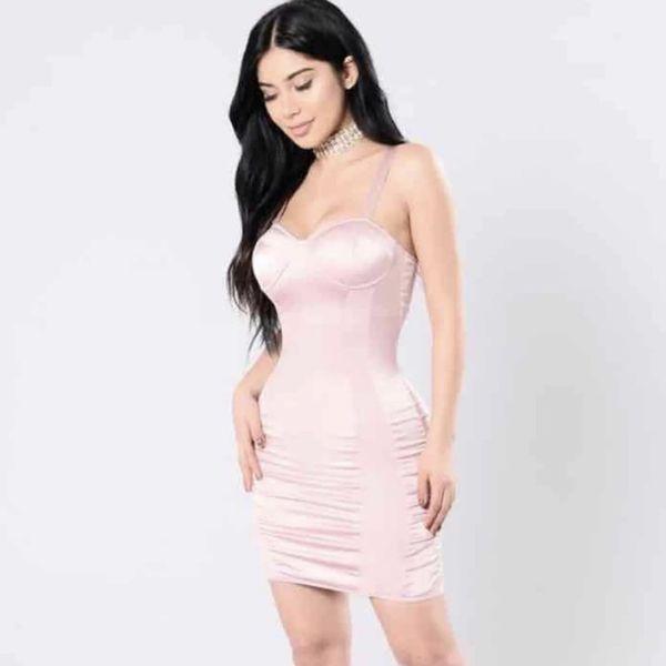 ab2cd5608324c Fashion Nova Blush Dress for Sale in Del Rey, CA - OfferUp