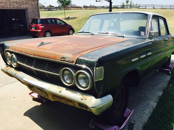 64 Mercury Comet NEED IT GONE FAST!! for Sale in Benbrook, TX - OfferUp