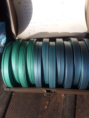 Vintage film reels for Sale in Dallas, NC