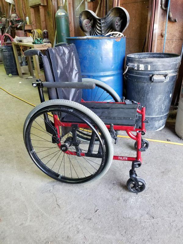Wheelchair like new for Sale in Eldorado, IL - OfferUp