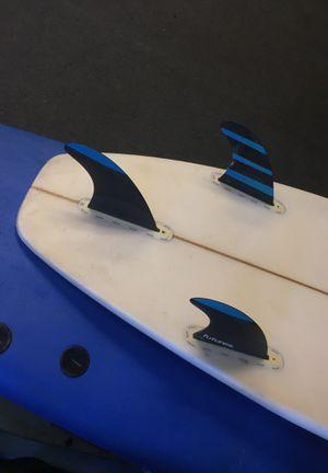 Jjf future surfboard fins for Sale in Huntington Beach, CA