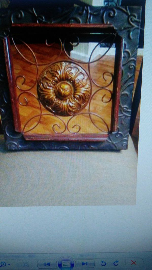 Beautiful Metal Wall Decor For Sale In Rockwell Nc Offerup