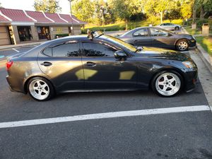 2006 Lexus is 250 Sport miles xx 112 Clean title for Sale in MONTGOMRY VLG, MD