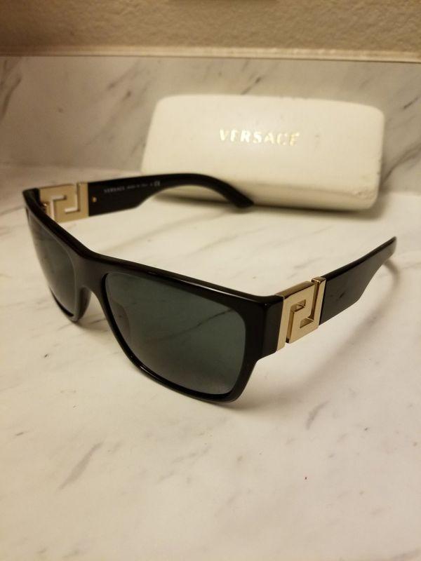 0e407d1eddd6 VERSACE Sunglasses VE 4296 GB1 87 Black for Sale in McKinney