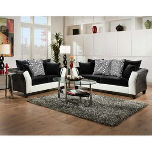 Sofa set, coffee table, lamp for Sale in Arlington, VA