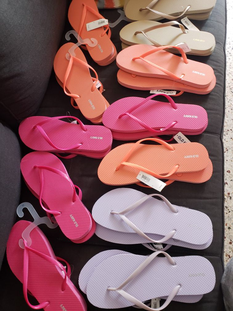 Sandals Old Navy New