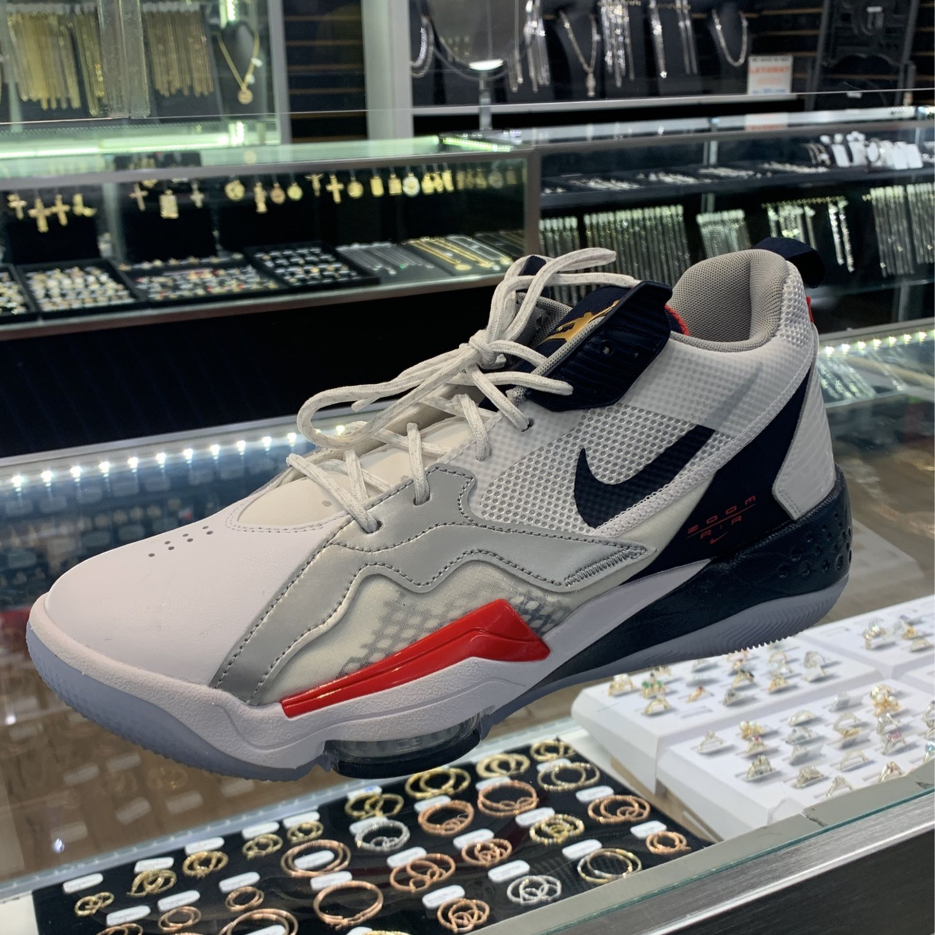 Jordan Zoom 92 Olympics Shoes  126096