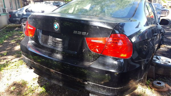 bmw 335i parts trunk rear bumper interior e90 for Sale in Houston, TX -  OfferUp