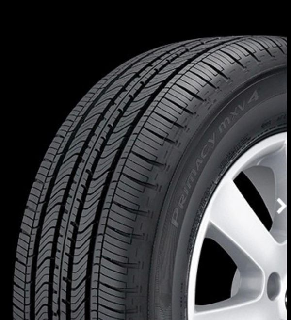 Set Of 3 Tires : Michelin PRIMACY MXV4