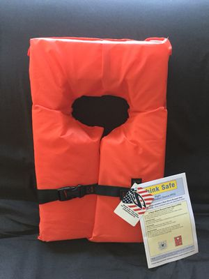 Brand new (tags on) Adult Life Jacket for Sale in Portland, OR