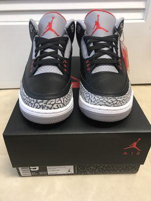 Air Jordan 3 Cement for Sale in Ashburn, VA