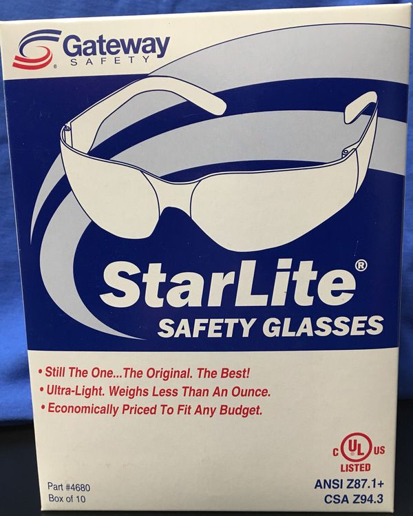 6405ad4a3ca Gateway Safety Starlite Glasses In Chicago Il Offerup