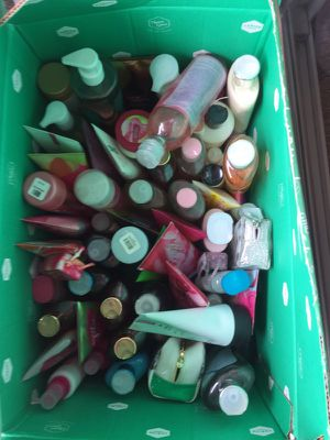 Large lot of bath products, Victoria's Secret, bath and body works for Sale in San Diego, CA