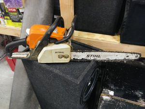 STIHL MS170 Chainsaw for Sale in Kissimmee, FL