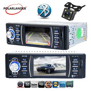 1 Din Car Radio Stereo MP4 Bluetooth Remote Control AUX USB TFT SD MMC AM FM EQ Rearview Parking 5 Languages for Sale in Bethesda, MD