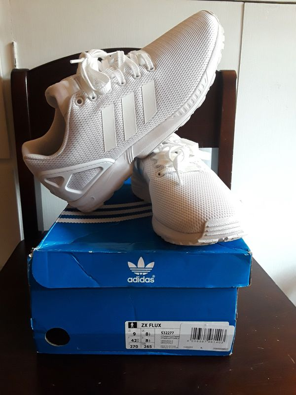 f954f59ac Adidas ZX Flux Mens Size 9 (Clothing   Shoes) in Everett