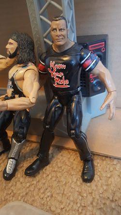 WWE/WWF/TNA/ECW/WCW TOYS&GAMES Thumbnail