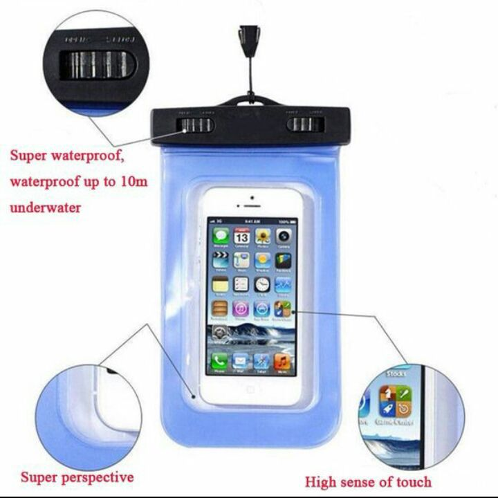 IPhone Samsung lg Sony HTC Outdoor touch screen phone protection waterproof sandproof