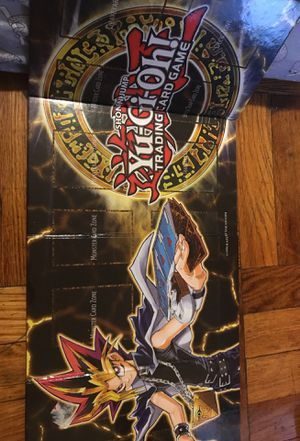 YuGiOh Duel Mat for Sale in Queens, NY