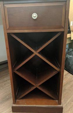 Wine Rack Wood *Price Reduced* Thumbnail