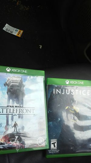xbox 1 games for Sale in Atlanta, GA