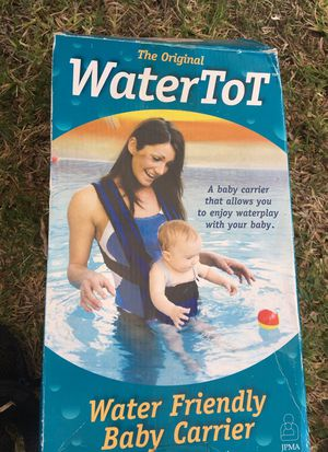 efdcebf7888 WaterTot- Water Baby Carrier for Sale in La Mirada
