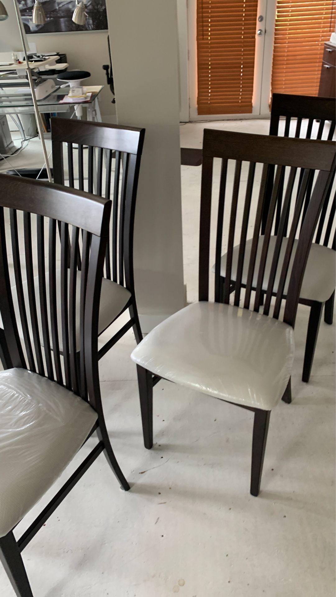Italian made dining chairs 4