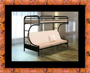 Twin Futon Bunkbed Frame Free Delivery For In Gambrills Md