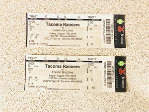 Rainiers Tickets for Sale in Olympia, WA
