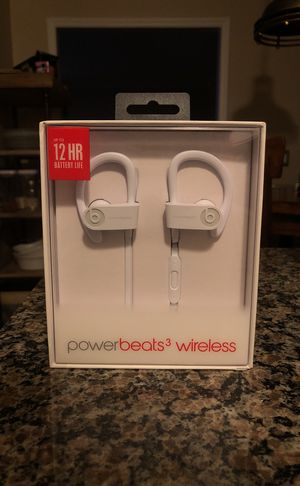 PowerBeats 3 Wireless - Brand New for Sale in Knightdale, NC