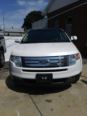 Ford Edge Limited Awd For Sale In Fall River Ma