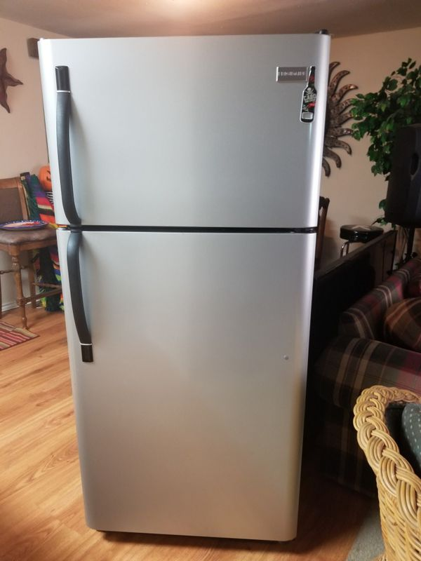 Frigidaire Stainless Steel Refrigerator For Sale In San
