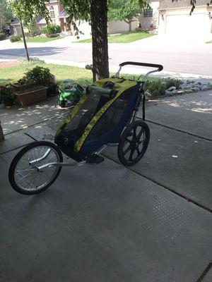 Trek bike trailer/jogging stroller for Sale in Littleton, CO