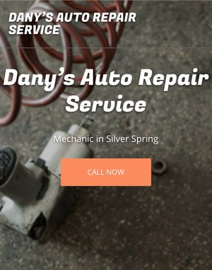 Mobile Automobile Mechanic / Mecanico Automotriz a Domicilio for Sale in Rockville, MD