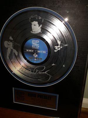 Elvis Presley platinum record ep25 ep 25 for Sale in Herndon, VA