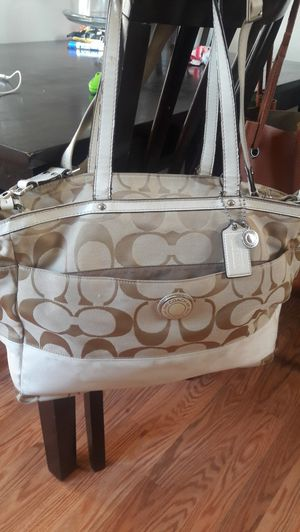 Diapers bag coach for Sale in Manassas, VA