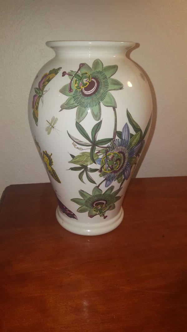 Portmeirion Botanic Garden Vase For Sale In Annapolis Md Offerup