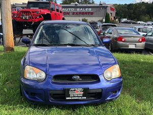 2004 Subaru RS 2.5 for Sale in Laurel, MD