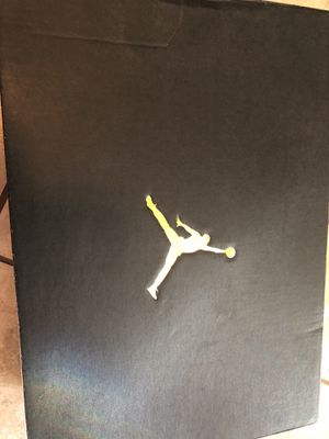 Jordans 6 1/2 boys black and red bought them cash for Christmas too big for her daughter for Sale in Phoenix, AZ