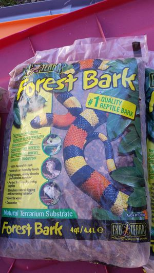 Forest bark bedding for Sale in Springfield, VA